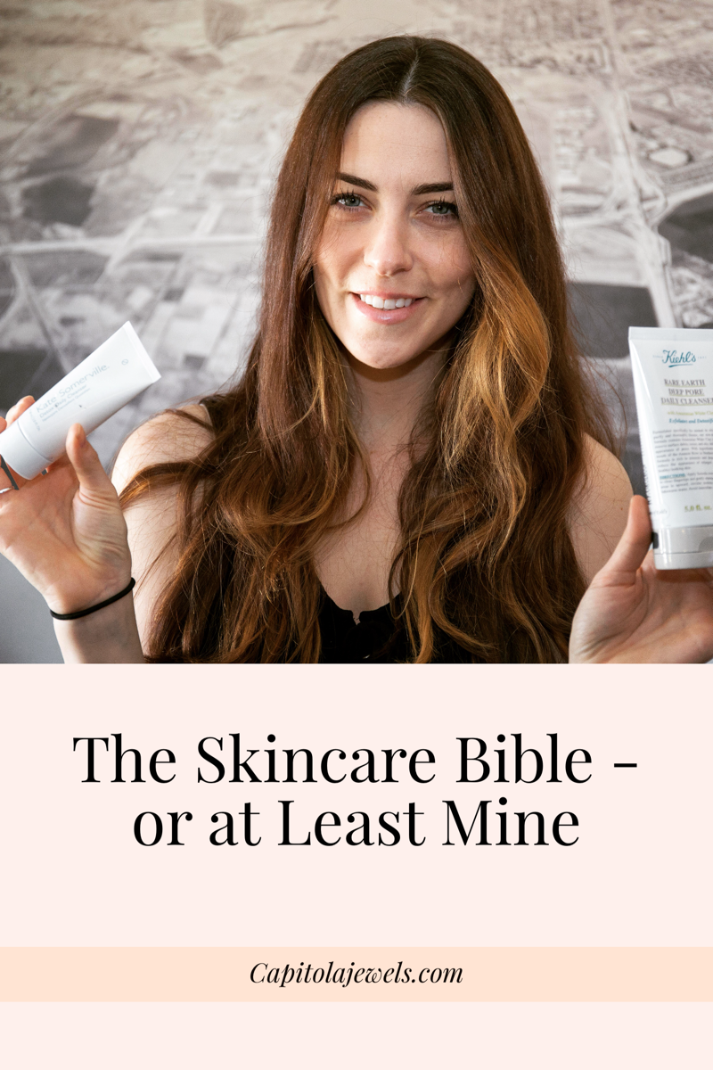 The Skincare Bible – or at LeastMine