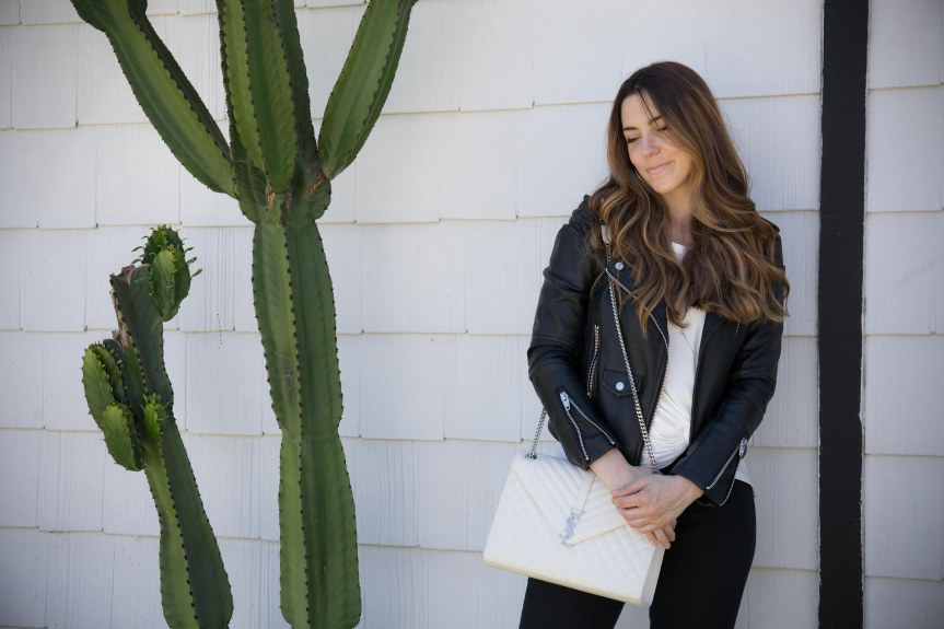 Black Leather Jacket: Always a Classic